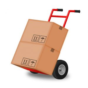 Box Steekkar Move Hand Truck Hand Trolley Moving