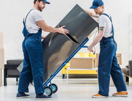 Appliance Moving Services